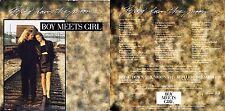 DISCO 45 GIRI      BOY MEETS GIRL - BRING DOWN THE MOON // RESTLESS DREAMER