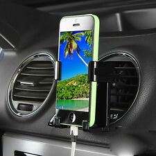 Universal Plastic Air Vent Mount Cooling Car Phone Holder Phone Stand Support