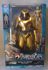 Action Figur BANDAI Thundercats Armor of Omens with Lion - O OVP