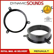 CT25RT05 165mm Front Rear Door Car Speaker Adaptor For RENAULT Scenic 2009>