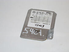 Airbagsteuergerät Crashsensor VW T5 1C0909605A 03C Siemens 5WK43122