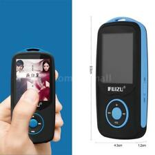 RUIZU X06 Mini Bluetooth Hifi Lossless MP3 MP4 Music Player FM Radio Recording
