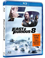 FAST AND FURIOUS 8 (Blu-ray) Dwayne Johnson, Vin Diesel, Charlize Theron