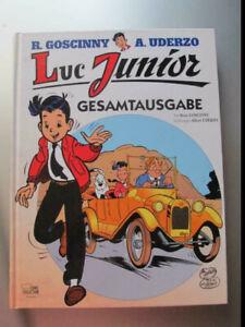 Luc Junior Gesamtausgabe, Coscinny - Uderzo - Asterix