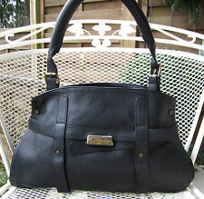 NEU Mandarina Duck Hera Heritage black Leder Shopper OVP SONDERPREIS !!!