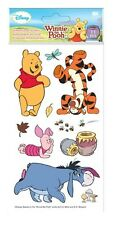 DISNEY WINNIE THE POOH DIMENSIONAL LARGE STICKERS ~WINNIE THE POOH