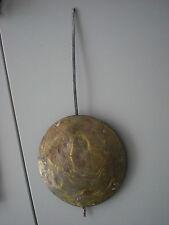 Fragment eines alten orig.Faltpendel Comtoise  für Bastler