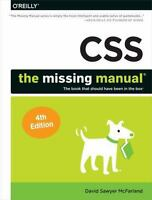 CSS: The Missing Manual by McFarland, David Sawyer