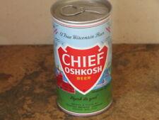 Chief. Oshkosh. Beer. Real Beauty Bo. Ss Tab