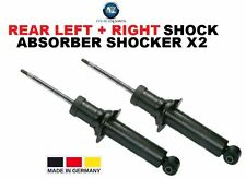 FOR PEUGEOT 407 SALOON ESTATE 2004-ON REAR LEFT + RIGHT SHOCK ABSORBER SHOCKER