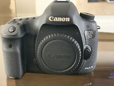 Canon EOS 5D Mark III 22.3MP Digital SLR Camera Body Only - Black