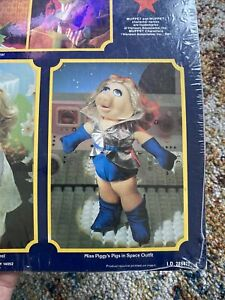 Vintage NOS Fisher Price MISS PIGGY Doll Clothes PIGS IN SPACE Outfit MIP 1981