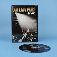 Our Lady Peace Live DVD - GUARANTEED