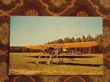 Vintage Postcard Wright Medel EX 1911, Antique Air Museum, Santee, S.C.
