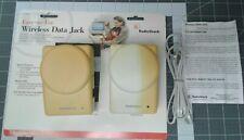 Radio Shack Wireless Data Jack System 43-1600