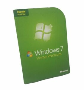 (Pre-Owned) Microsoft Windows 7 Home Premium (Product Key Included)