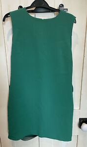 Kenzo Green Dress Size Euro 40