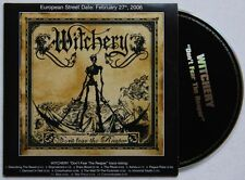 Witchery Don't Fear The Reaper Adv Cardcover CD 2006