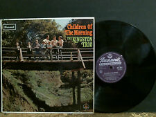 KINGSTON TRIO  Children Of The Morning  L.P. UK STEREO original   Lovely copy