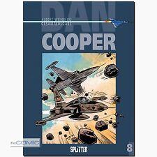 Dan Cooper sortie totale 8 Aviateur saison WEINBERG Pilot Air Force BD HC
