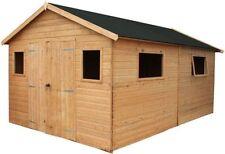Wooden Gabled 16x10' Size Garden Sheds