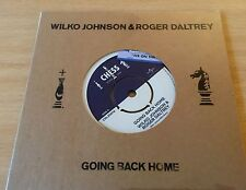 "Wilco Johnson & Roger Daltrey - Going Home 7"" Vinyl Sealed The Who"