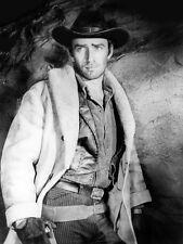 James Drury - The Virginian - 8 1/2 X 11