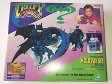 1995 New Magic Maker Creepy Crawlers Batman Forever Two Dynamic Poses Sealed