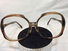 Original Anne Klein Riviera Womens Vintage Glasses Frames 60s 70s Mod Retro