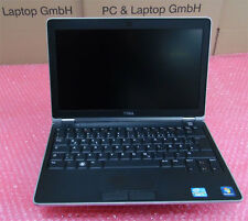 Business Notebook  Dell Latitude E6220 i5 2x2,4Ghz  4GB Ram  250GB HDD Win 7 Pro