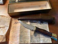 Browning USA Sportsman Knife Mod. 4018 (1969) M/in box