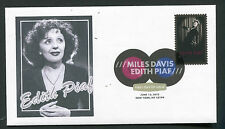 4692 * EDITH PIAF * DIGITAL COLOR POSTMARK >