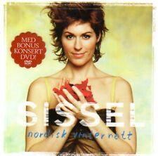 CD + DVD Sissel Kyrkjebo, Nordisk Vinternatt, Bonus LIVE Konzert DVD, 2005