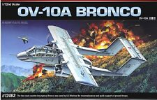 Academy Military 1/72 Plastic Model Kit Aircraft OV-10A Bronco USA 12463 NIB