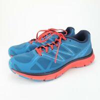 Salomon Sonic Vibe Men's Blue Running Shoes Size 8.5 Art#398571