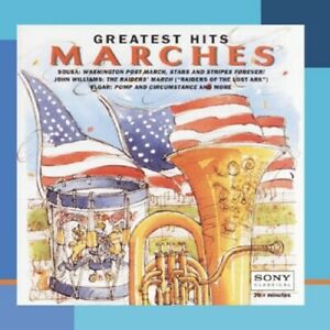 Audio CD - Greatest Hits: Marches - Edward Carroll - London Symphony Orchestra
