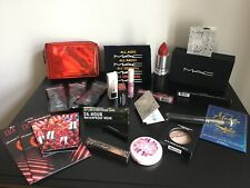 Großes MAC Cosmetics Geschenk Set DIY Adventskalender Weihnachten Kosmetik