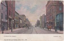 Sydney,Nova Scotia,Canada,Charlotte Street,Cape Breton Island,Used,1905