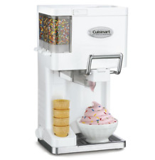 Soft Serve Maker Ice Cream Yogurt Sorbet Machine Small Kitchen Counter Appliance