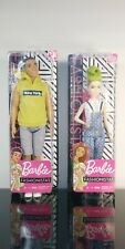 Barbie Fashionistas Lot 131 And 124