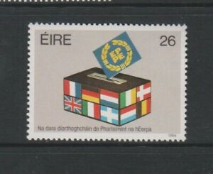 Ireland - 1984, 2nd Direct Elections stamp - MNH - SG 590
