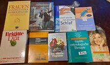 Konvolut Bücher Buchpaket  Gesundheit Alternative Medizin  (r134)