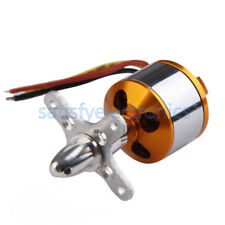 1400kv A2212 Outrunner Motor Brushless Airplane Aircraft Quadcopter Helicopter