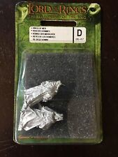 Games Workshop The Fellowship of the Rings Kings of Men D 05-47 Sealed 2001