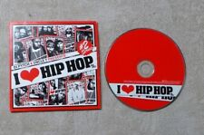 CD AUDIO DISQUE / I LOVE HIP HOP #2 SERIES CD COMPILATION PROMO 18T 2004 HIP HOP