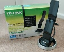 TP-LINK AC1900 High Gain Wireless Dual Band USB Adapter 600+1300 Mbps