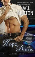 Hope Burns #3 Hope Series by Jaci Burton