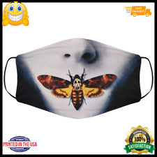 Silence Of The Lambs Face Cover Nice Design Gift New