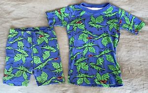 Hanna Andersson Short Pajamas 140 cm US 10
