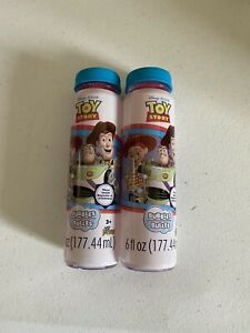 Lot Of 2 Disney Toy Story Bubbles  New